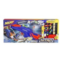 Nerf Nitro: Motofury Rapid Rally - Playset