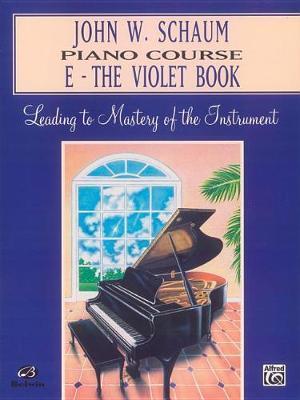 John W. Schaum Piano Course by John W Schaum image