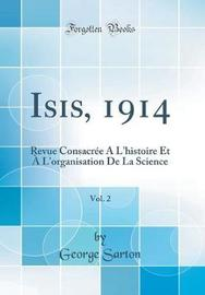 Isis, 1914, Vol. 2 by George Sarton image
