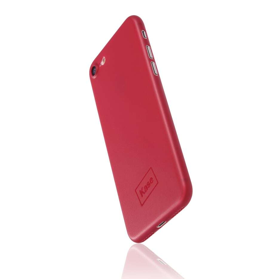 Go Original iPhone 8 Slim Case -Lady in Red image