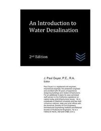 An Introduction to Water Desalination by J Paul Guyer