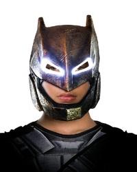 DC Comics: Batman Armoured - Light Up Mask (Adult)
