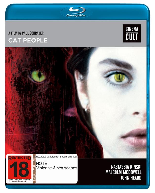 Cat People on Blu-ray