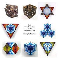 Geobender: Cube – Nautilus