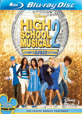 High School Musical 2 - Extended Dance Edition on Blu-ray