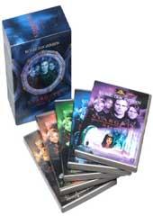 Stargate SG-1 - Complete Season 1 Box Set (5 Disc) on DVD