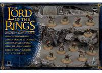 The Lord of the Rings Moria Goblin Warriors