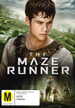 Maze Runner on DVD