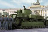 1/35 Soviet T-28E Medium Tank Model Kit