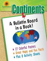 Continents by Sunflower Education