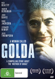A Woman Called Golda DVD