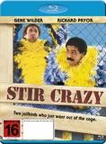 Stir Crazy on Blu-ray