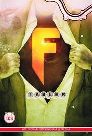 Fables TP Vol 16 Super Team by Bill Willingham