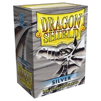Dragon Shield Silver Card Sleeves