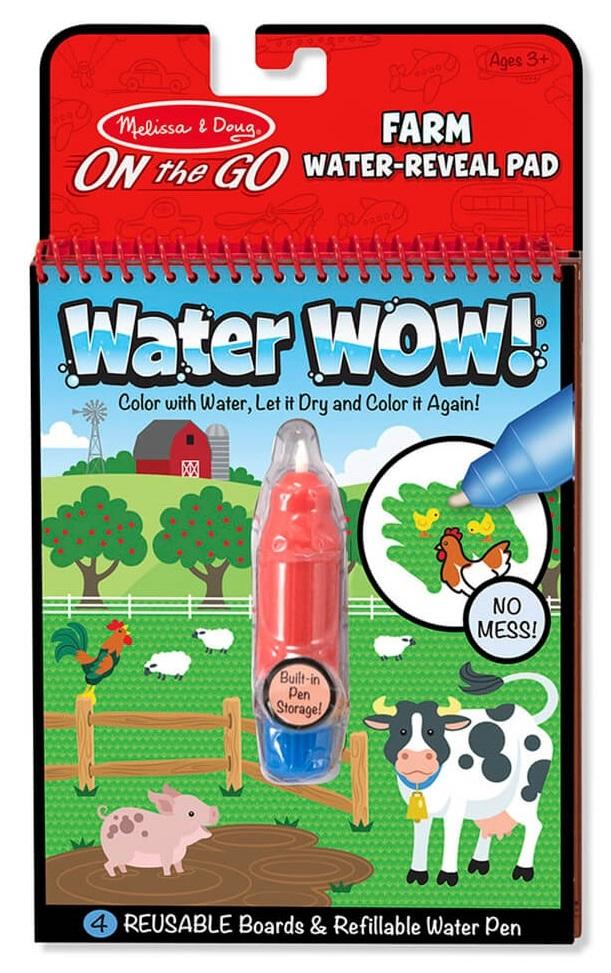 Melissa & Doug: Water Wow Farm - Water Reveal Pad image