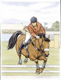 Favorite Horses Coloring Book by John Green