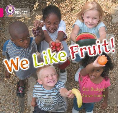 We Like Fruit! by Gill Budgell image