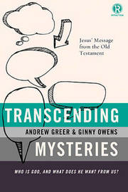 Transcending Mysteries by Ginny Owens