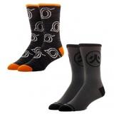 Naruto Shippuden - Crew Socks Set (2-Pack)