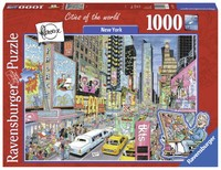 Ravensburger: New York - 1000pc Puzzle