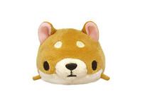Sanei: Norun-Dog Plush - Brown Shiba Inu