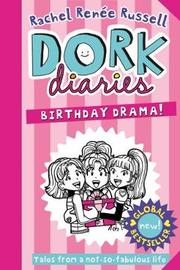 Dork Diaries: Birthday Drama! by Rachel Renee Russell image