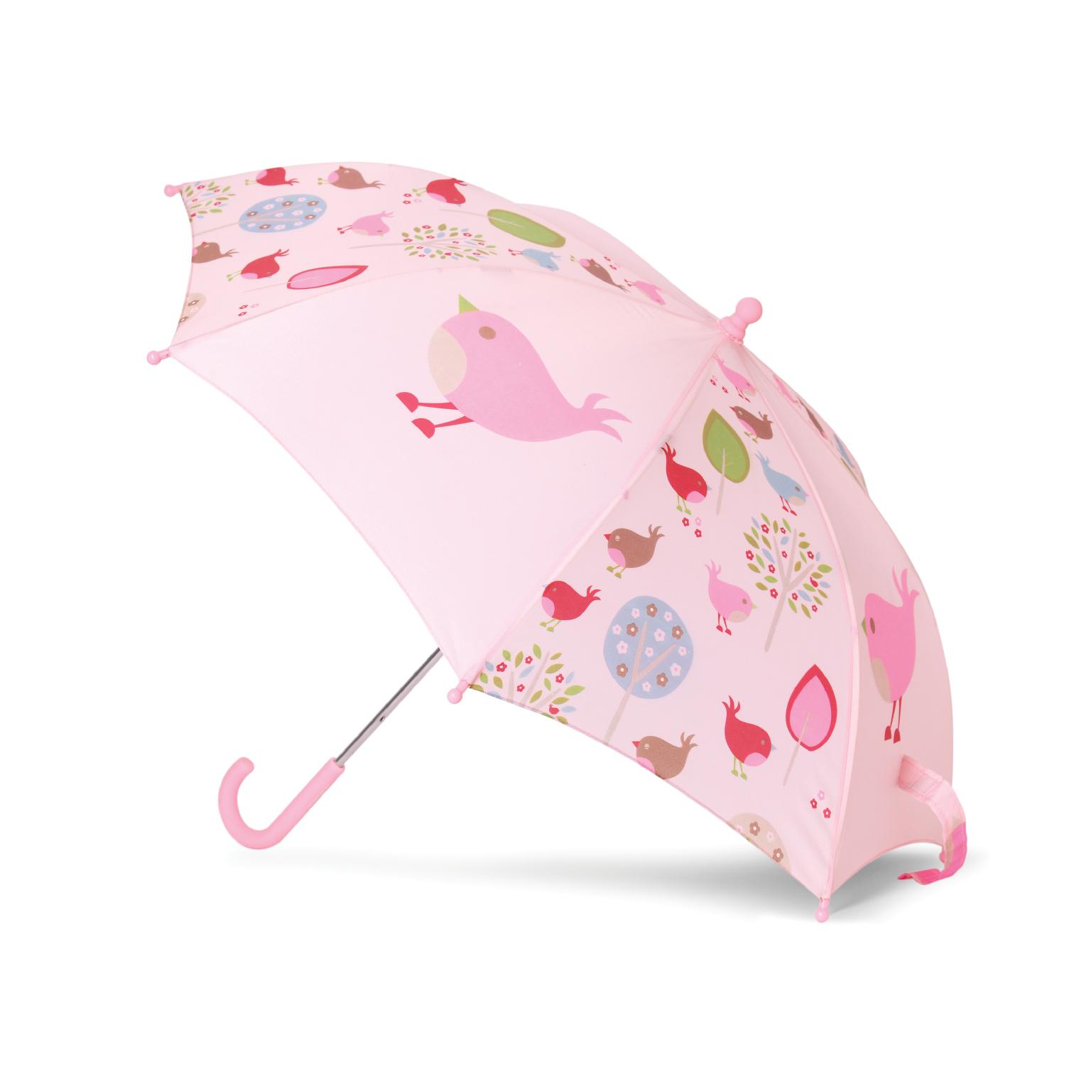 Chirpy Bird Umbrella image