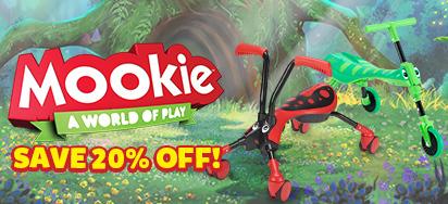 20% off Mookie!