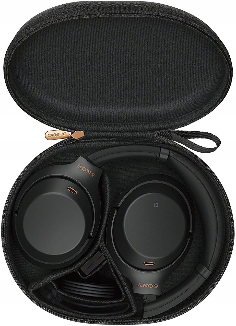 Sony WH-1000XM3 Bluetooth Headphones with Noise Cancelling image