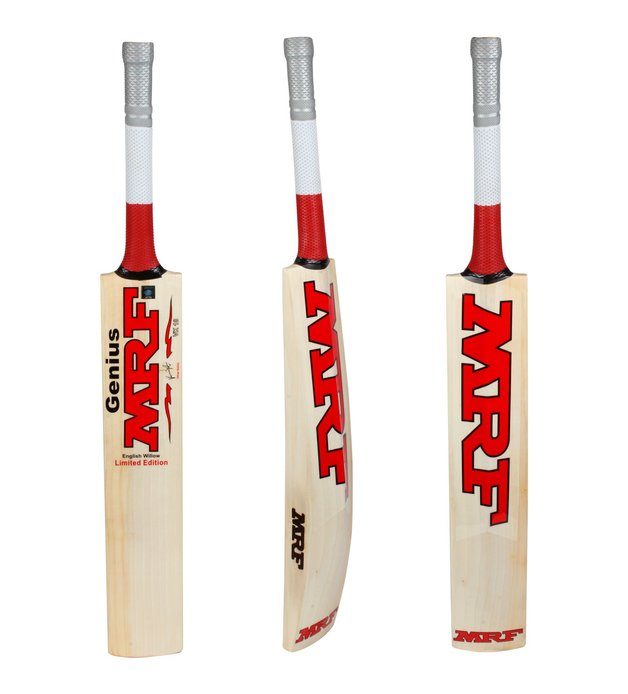 MRF Virat Kohli Limited Edition English Willow Bat (SH)