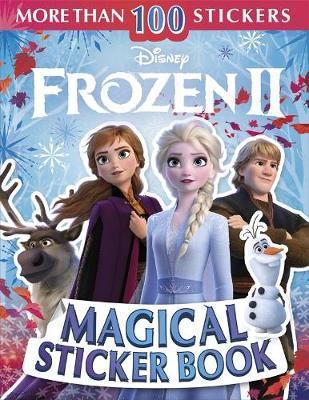 Disney Frozen 2 Magical Sticker Book by DK image
