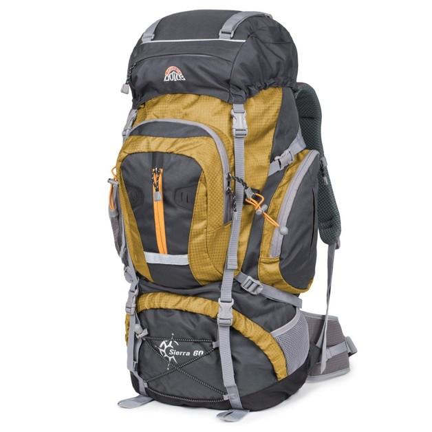 Doite Sierra 60 Backpack Hiking Travel Pack | 60 Litres
