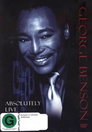 George Benson - Absolutely Live on DVD image