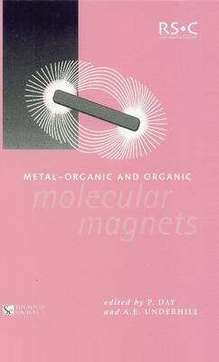 Metal-Organic and Organic Molecular Magnets image