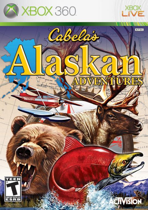 Cabela's Alaskan Adventures for Xbox 360