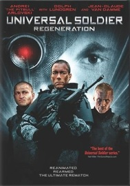 Universal Soldier: Regeneration on DVD