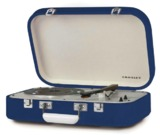 Crosley: Coupe Portable Turntable - Blue
