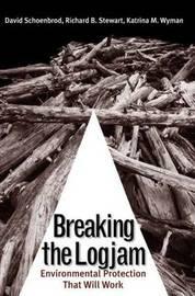 Breaking the Logjam by David Schoenbrod image