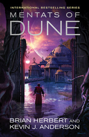 Mentats of Dune by Kevin J. Anderson