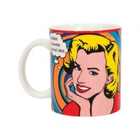 Coffee Mug - Pop Art - Good Idea