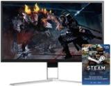 "23.8"" AOC QHD 1ms 144hz FreeSync Gaming Monitor"