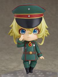 Saga Of Tanya: The Evil - Nendoroid Tanya Degurechaff - Articulated Figure