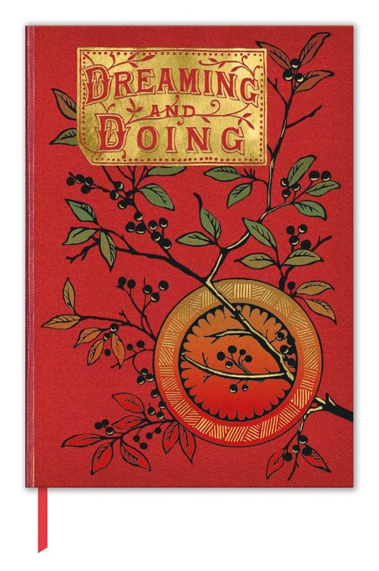 Museum & Galleries: Dreaming and Doing Book Cover Journal