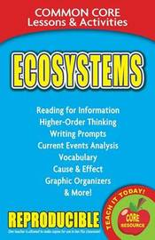 Ecosystems Common Core Lessons & Activities by Carole Marsh