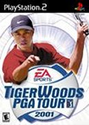 Tiger Woods PGA Tour 2001 for PS2