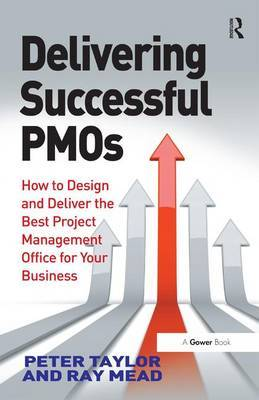 Delivering Successful PMOs by Jake Holloway image