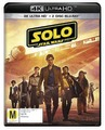 Solo: A Star Wars Story on UHD Blu-ray