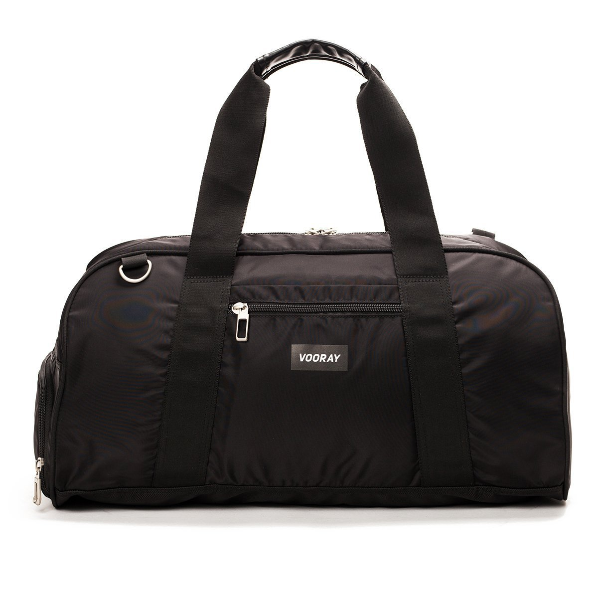 Vooray: Burner Sport Duffel Large - Black Nylon image