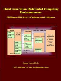Third Generation Distributed Computing Environments by Amjad Umar image