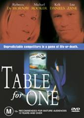 Table For One on DVD